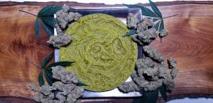 Finished Cannabutter should look like this