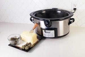 Crock pots are great for making cannabutter